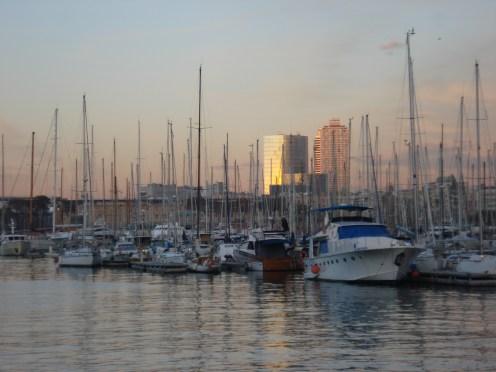 Barcelona Port - visaparaviajar.com