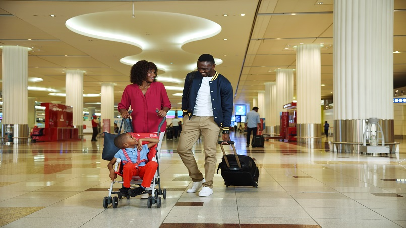 Busy Week for Emirate Airlines as as Summer wraps Up