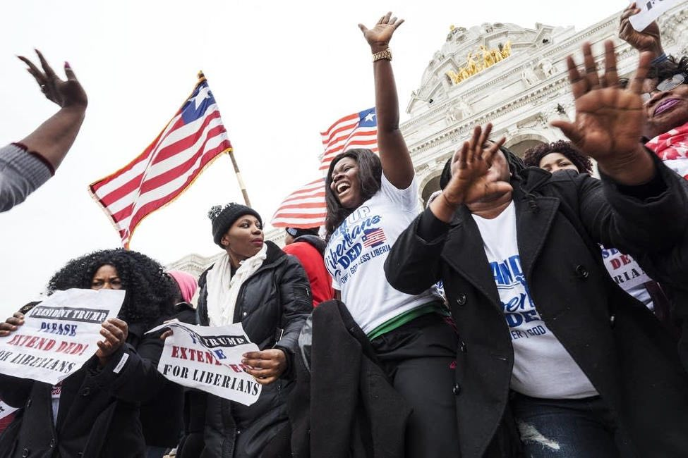 USCIS Begins Accepting Green Card Applications under Liberian Refugee Immigration Fairness
