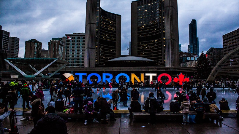 China remains Toronto's largest overseas market with 222,000 visitors. Despite declining 5.4 per cent in 2019, visits from China have increased 24 per cent over five years.