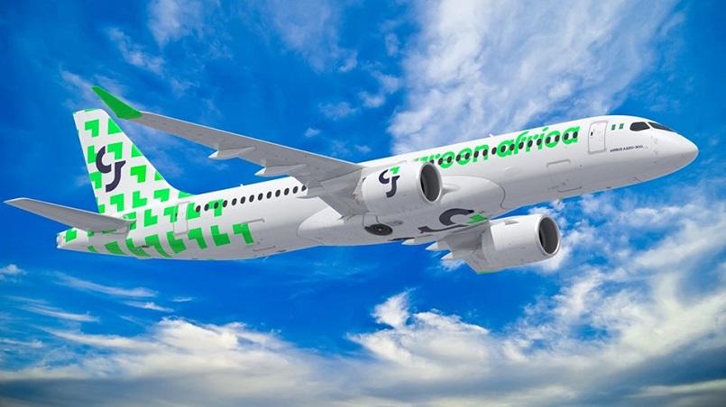 Green Africa, Nigeria's Lagos-based value airline