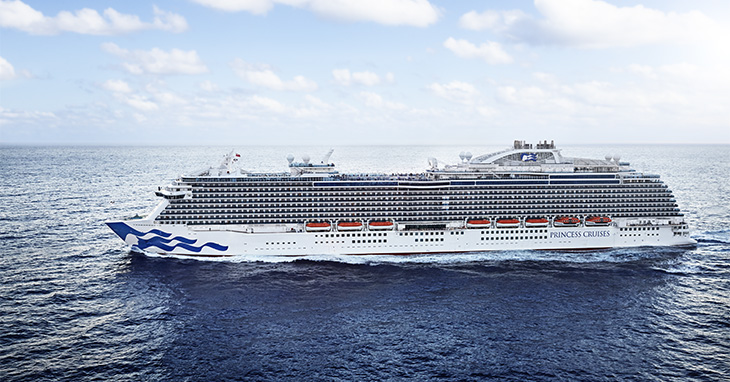 Princess Cruises plans to be back in operation beginning with cruises departing May 11, 2020.