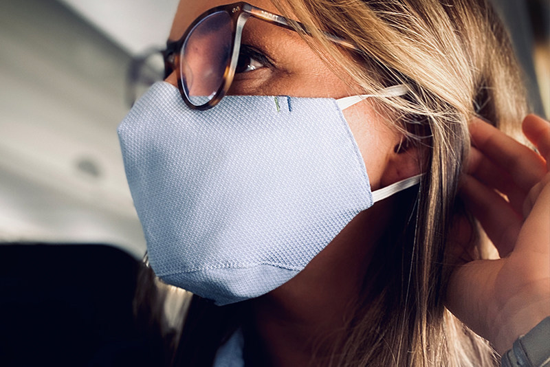 The face mask requirements are a few of several safety and social distancing measures Alaska Airlines is taking at the airport and in the air to support our employees and guests.