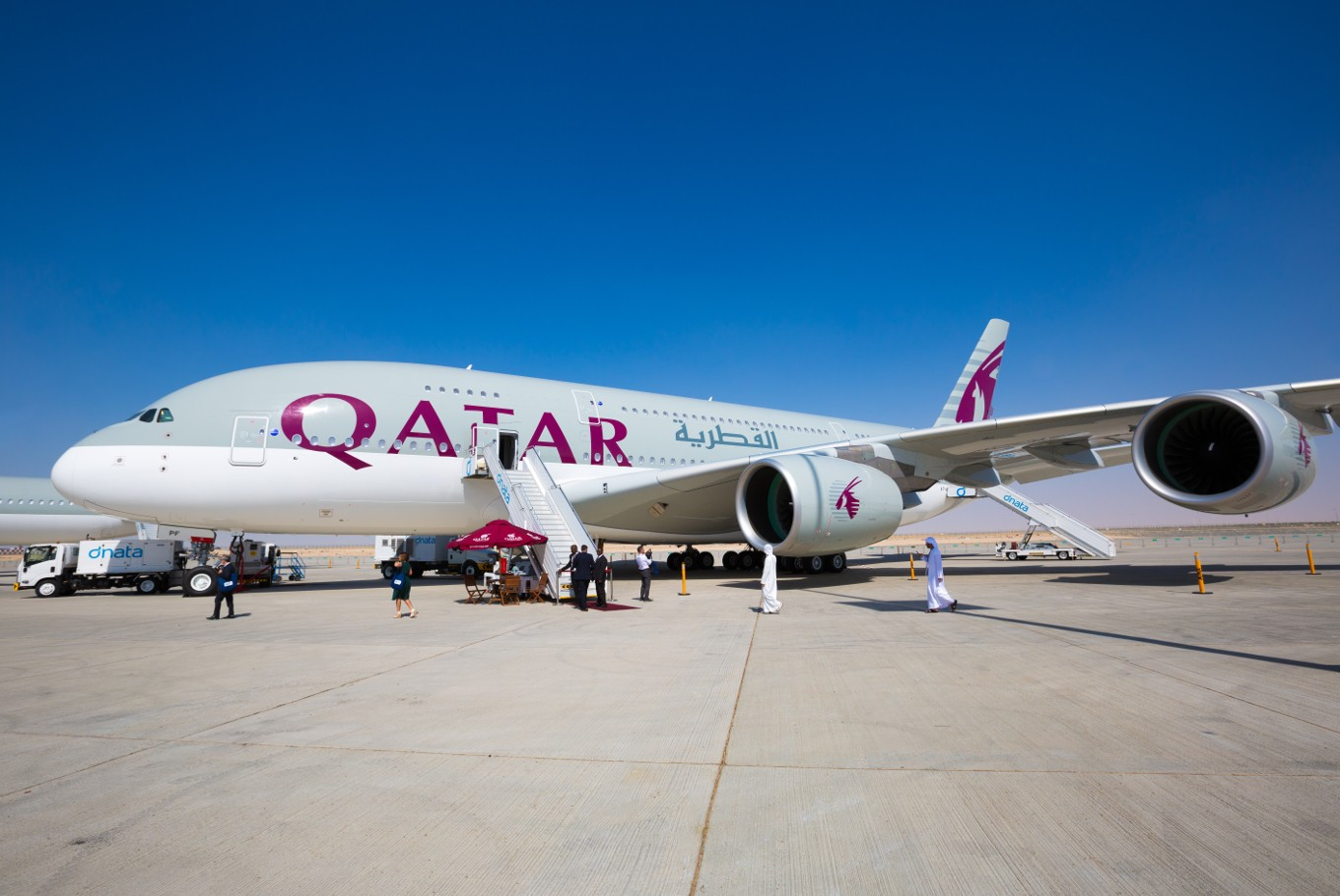A multiple award-winning airline, Qatar Airways was named 'World's Best Airline' by the 2019 World Airline Awards, managed by the international air transport rating organisation Skytrax.