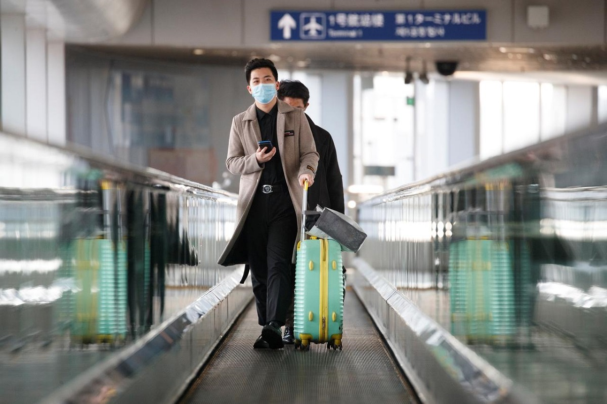 Business trips are increasing again after the Corona pandemic.