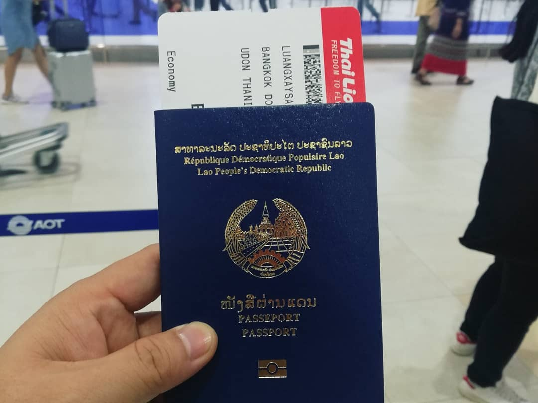 The U.S. has government discontinued issuance of all immigrant and nonimmigrant visas for Lao citizens and nationals applying in Laos, except for certain types.