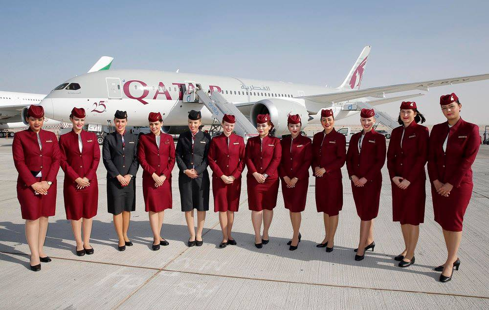 Qatar Airways continues to work closely with governments around the world to resume commercial flights in line with entry restrictions.