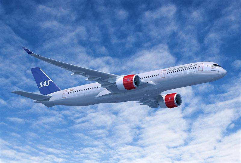 SAS is also resuming flights on routes between Scandinavia and major cities across Europe, including Edinburgh, Dublin, Frankfurt, Düsseldorf and Zürich.