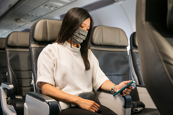 Airline announces 'From check in to inflight - a more convenient and touch-free experience for guests