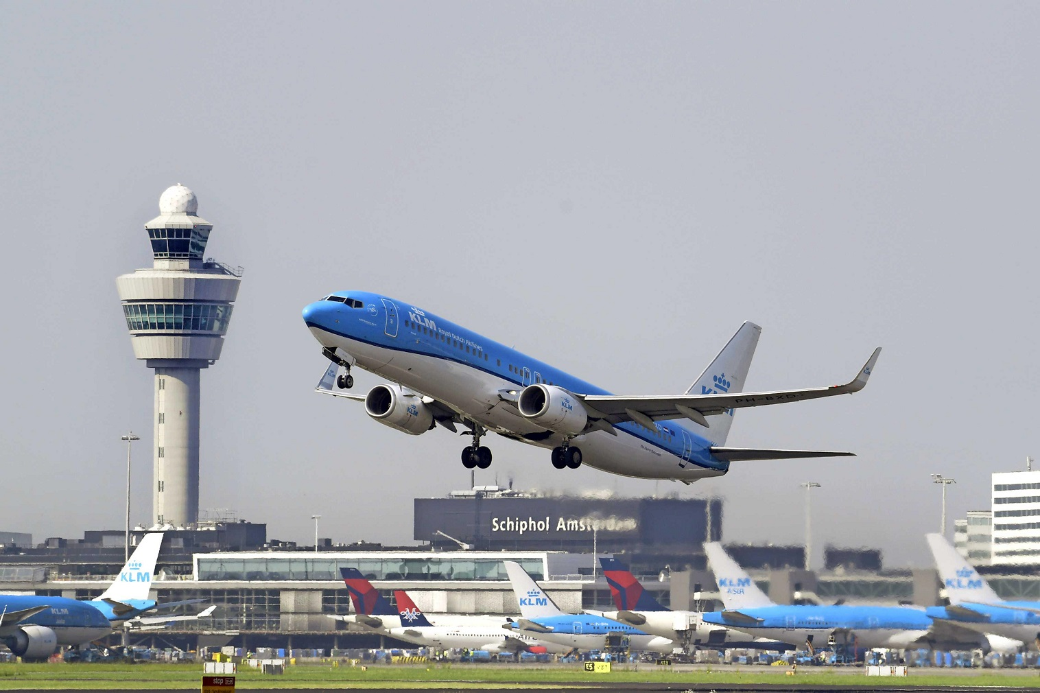 KLM will be flying between Schiphol Airport and Poznan on a daily basis as of 25 October this year.