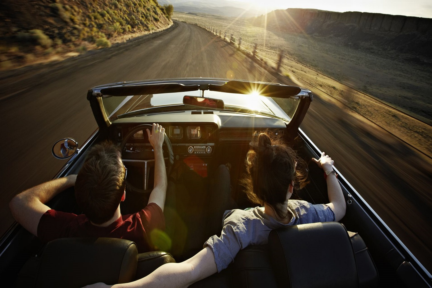 Many in the US are using a road trip as their break from everyday life, with most participants saying they would use the trip to escape to the mountains (35%) and just 12% stating they wanted to visit the city.