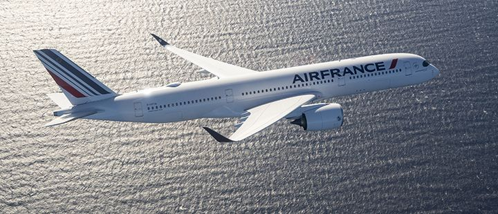 Air France is continuing to adapt its flight schedule for the period up to 3 January 2021.