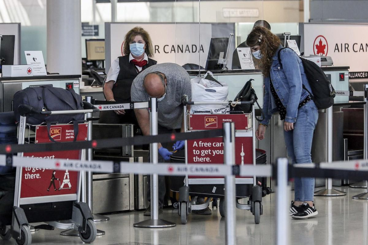 Today, the Government of Canada announced new rules on international travel, in addition to the multi-layered approach on COVID-19 already in place.