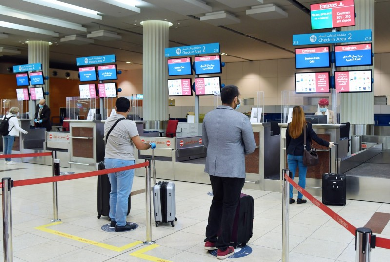 Dubai to become one of the world's first cities to implement digital verification of passenger medical records relating to COVID-19 testing and vaccination