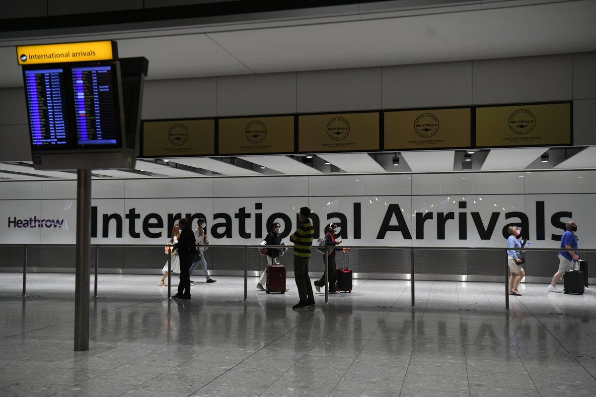Despite the current travel measures, there is a high volume of travel between India and the UK, and we have already seen 103 cases of the variant under Investigation (VUI) in the UK.