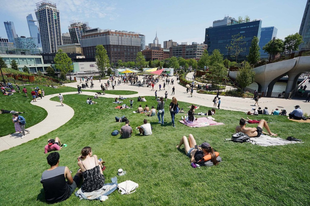 Aside from its abundant plants and beauty, its diverse cultural and educational programming will welcome visitors from all over the city, and will wonderfully complement and enrich Hudson River Park.