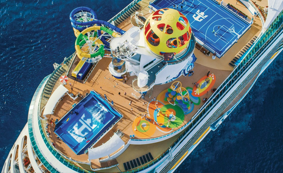Mariner of the Seas – 3- and 4-night Bahamas and Perfect Day at CocoCay sailings from Port Canaveral, starting Aug. 23