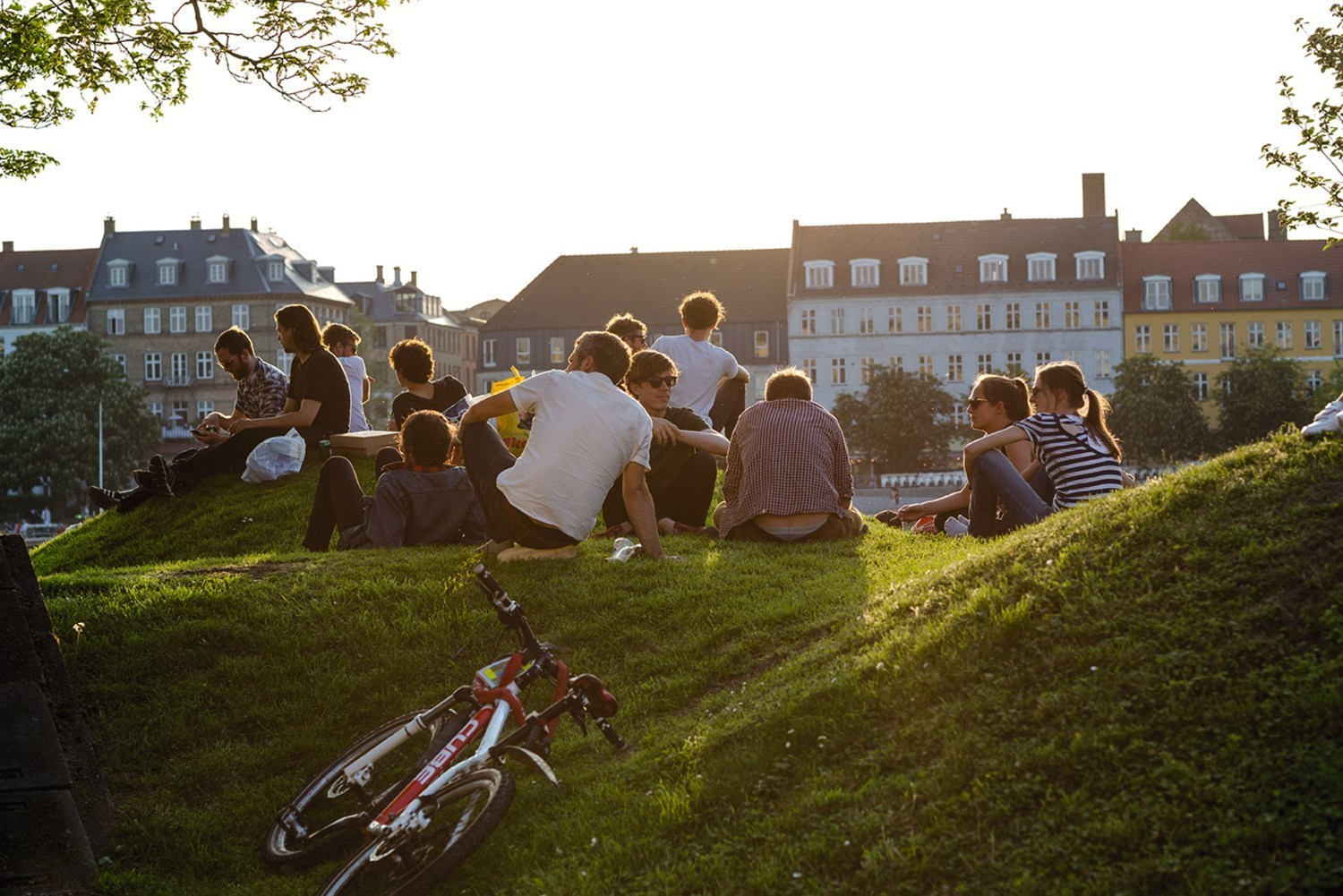 """""""Copenhagen is one of those cities where there is a real ambition to deliver a better quality of life for everyone,"""" says Monocle's editor in chief, Andrew Tuck."""