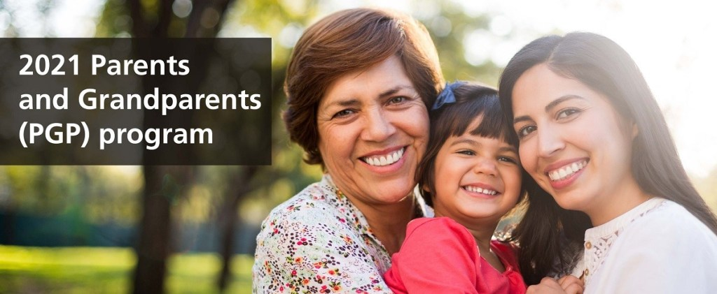Canada's Parents and Grandparents (PGP) Program is unique in the world. It gives families the chance to reunite here, providing them the opportunity to thrive in this country.