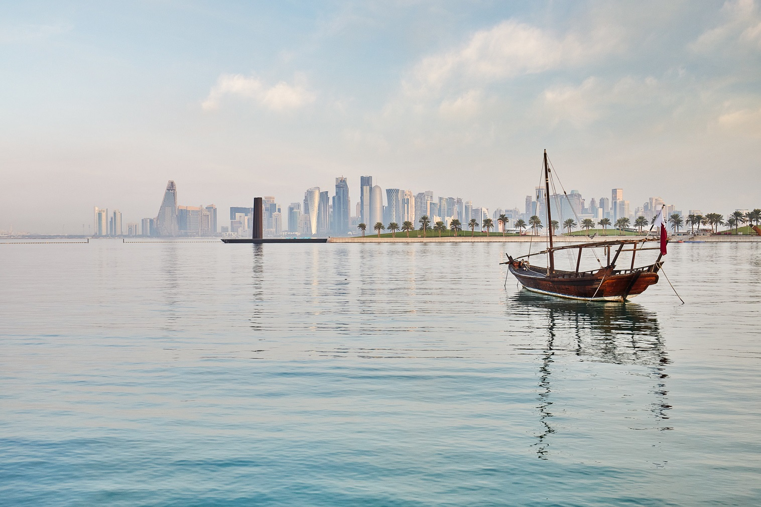 The new measures will allow people who are fully vaccinated to visit Qatar without the need for quarantine.