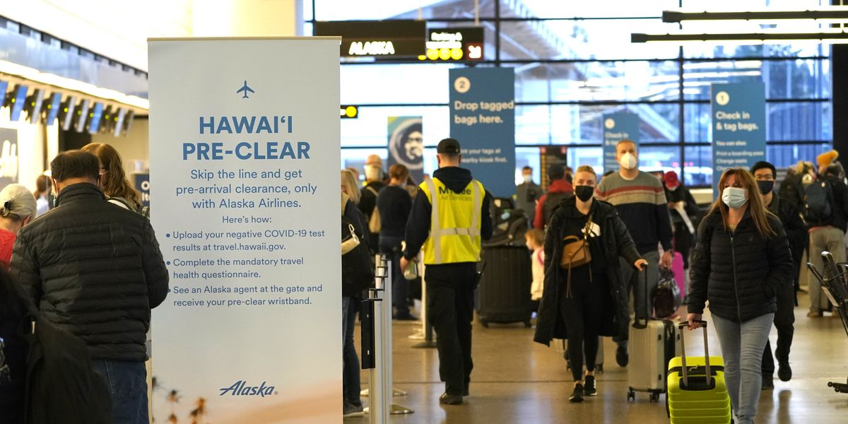 The state is finalizing preparations for the July 8 launch of the State of Hawaii's vaccination exception program for domestic, Hawaii-bound travelers vaccinated in the United States or U.S Territories.