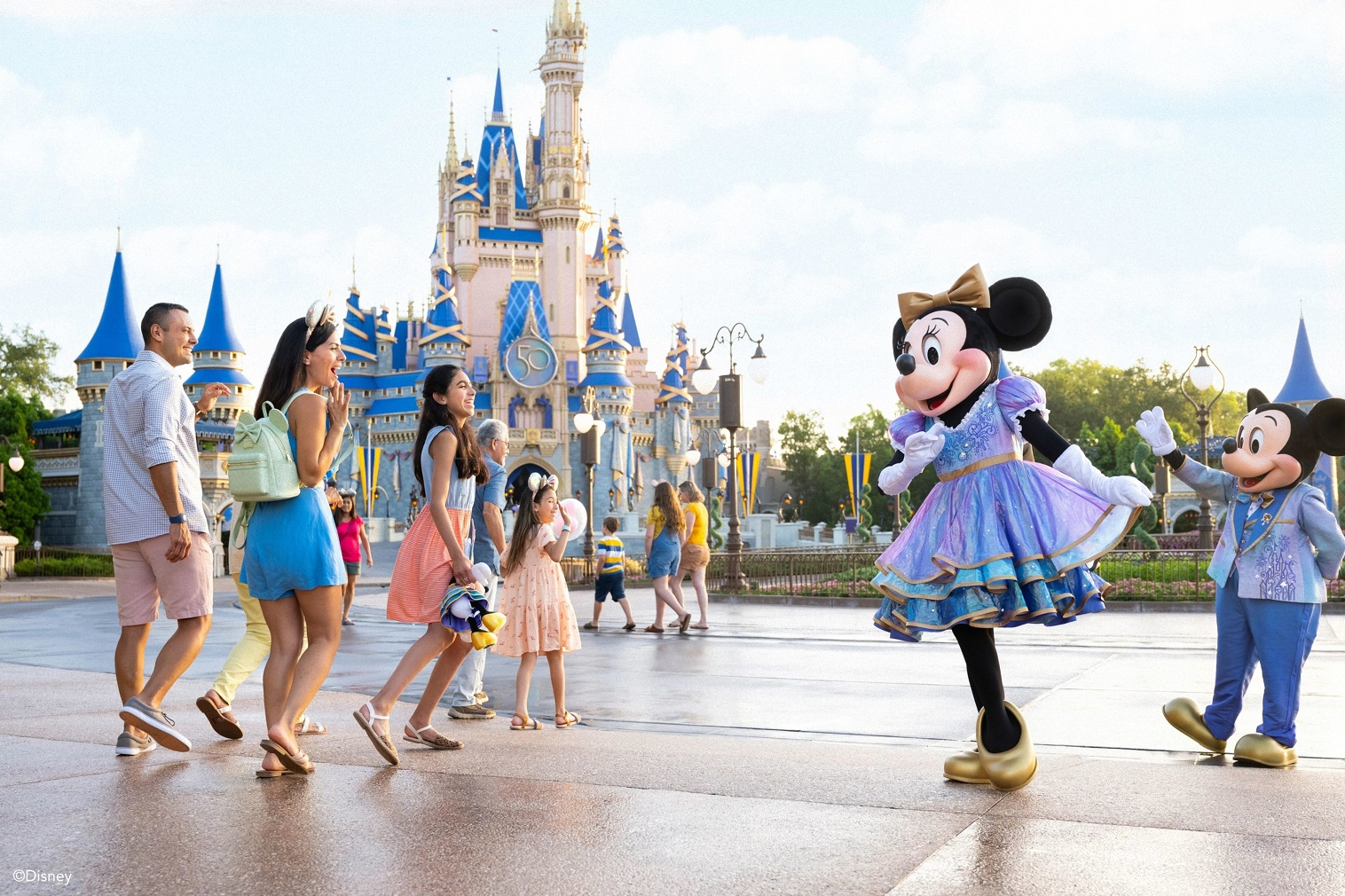 . Visit Orlando's Most Magical Gathering Contest will reunite one winner and up to 49 friends and family with an experience of a lifetime in Orlando and at Walt Disney World Resort.