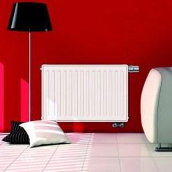 Plieniniai radiatoriai