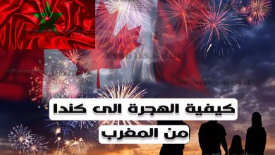 الهجرة الى كندا من المغرب 2020