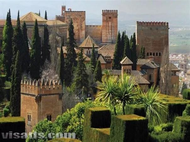 اماكن سياحية في اسبانيا