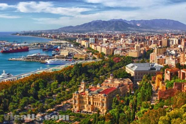 المناطق السياحية باسبانيا