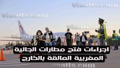 الجالية المغربية العالقة بالخارج – اجراءات المغرب لمواجهة كورونا