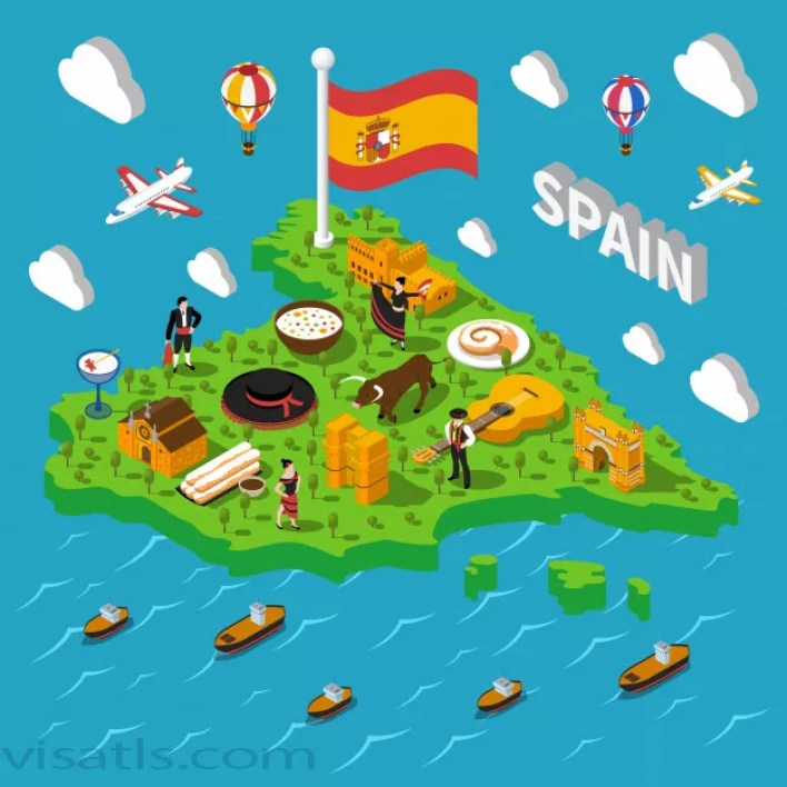 فيزا شنغن اسبانيا