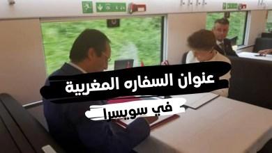 السفاره المغربيه في سويسرا ... إليك رقم وعنوان السفارة المغربية في كل من برن وزيوريخ