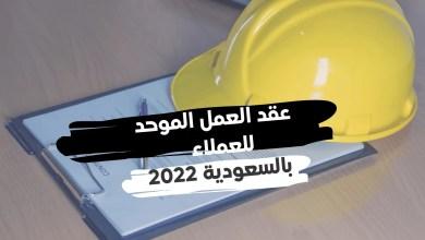 يعتبر عقد العمل الموحد، من الوثائق القانونية، التي تنظم العمل ما بين العامل وصاحب العمل