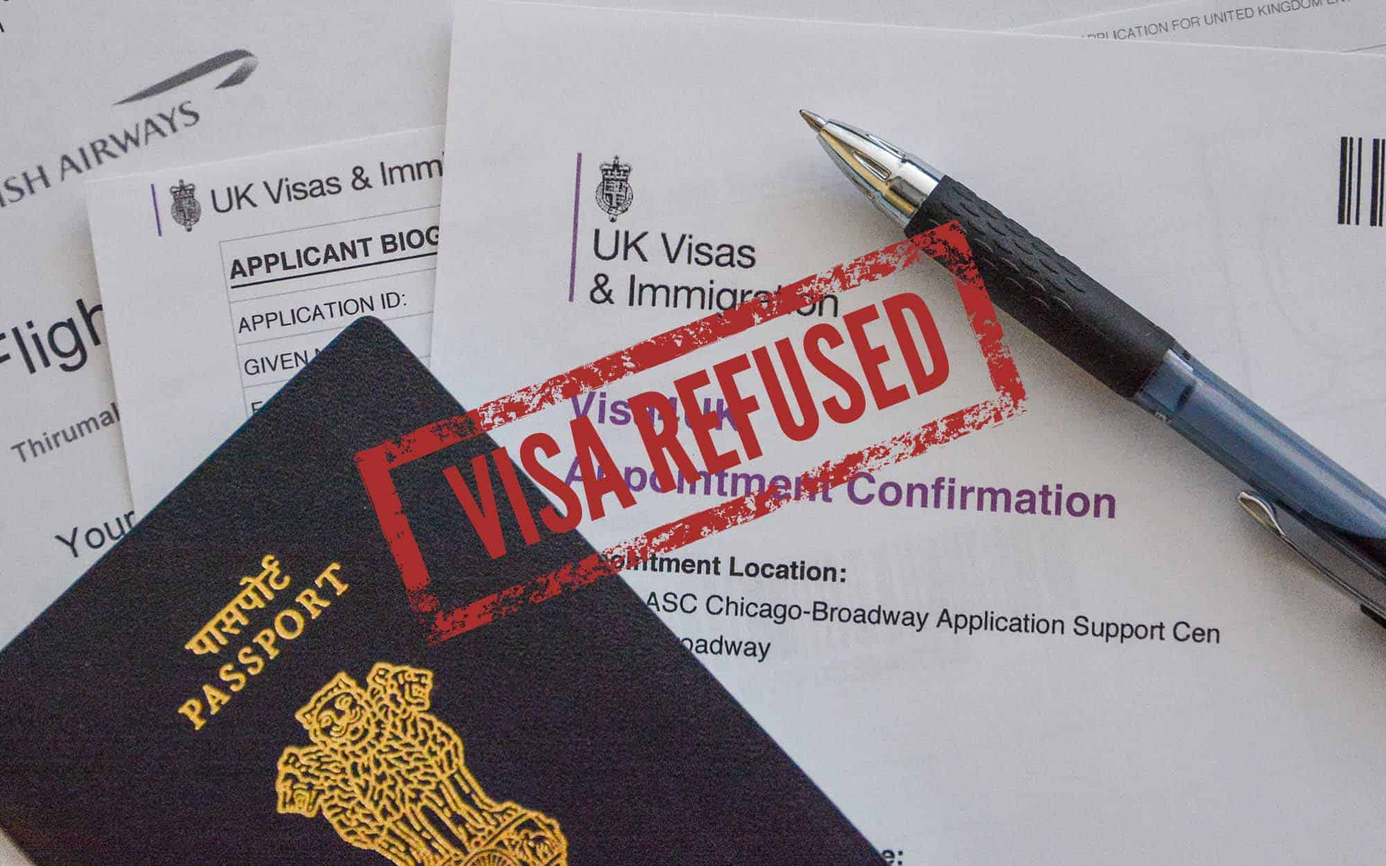 Chat Agent Cover Letter 11 Reasons For Uk Visa Refusal And How To Overcome Them Visa