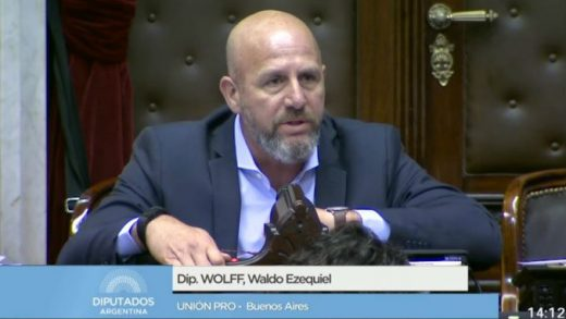 Resultado de imagen para waldo wolff ley a favor de la libertad religiosa