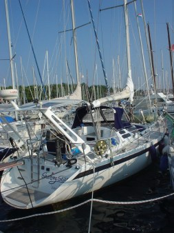Yacht, Vodice