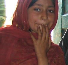 Member's daughter shares experiences, Pakistan