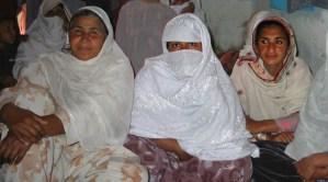 Women share experiences, Pakistan