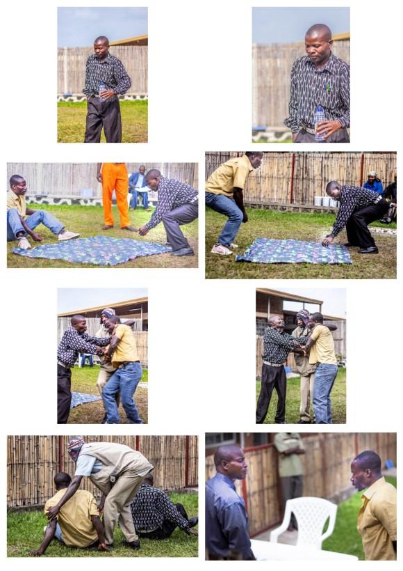 Muungano men's theatre Lightroom edited photos
