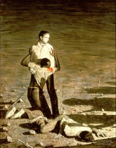 Norman Rockwell - Murder in Mississippi