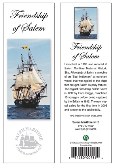 Friendship Of Salem