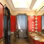 bagno appartamento centro milano affittasi