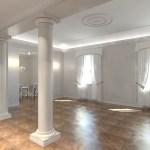 soggiorno appartamento centro milano affittasi