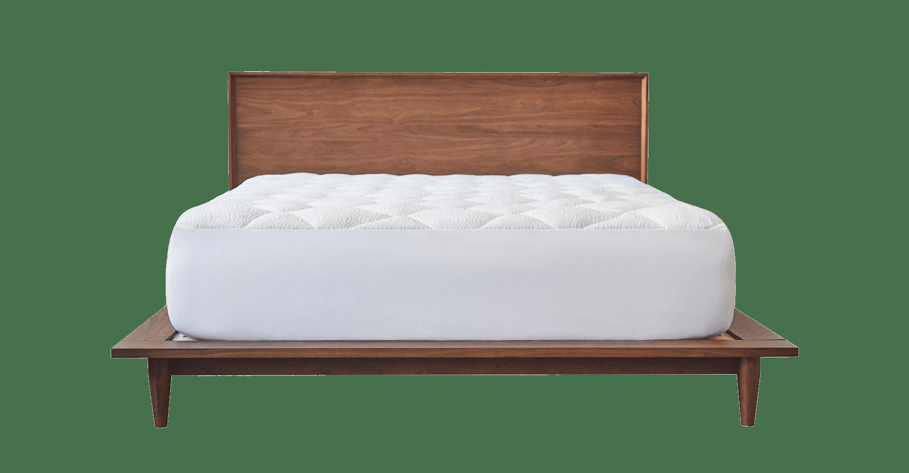 copper pillow top mattress pad
