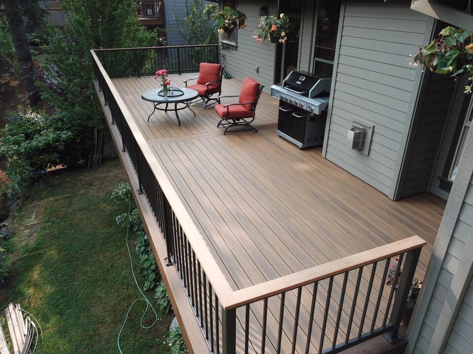 vis design decks fences contractor