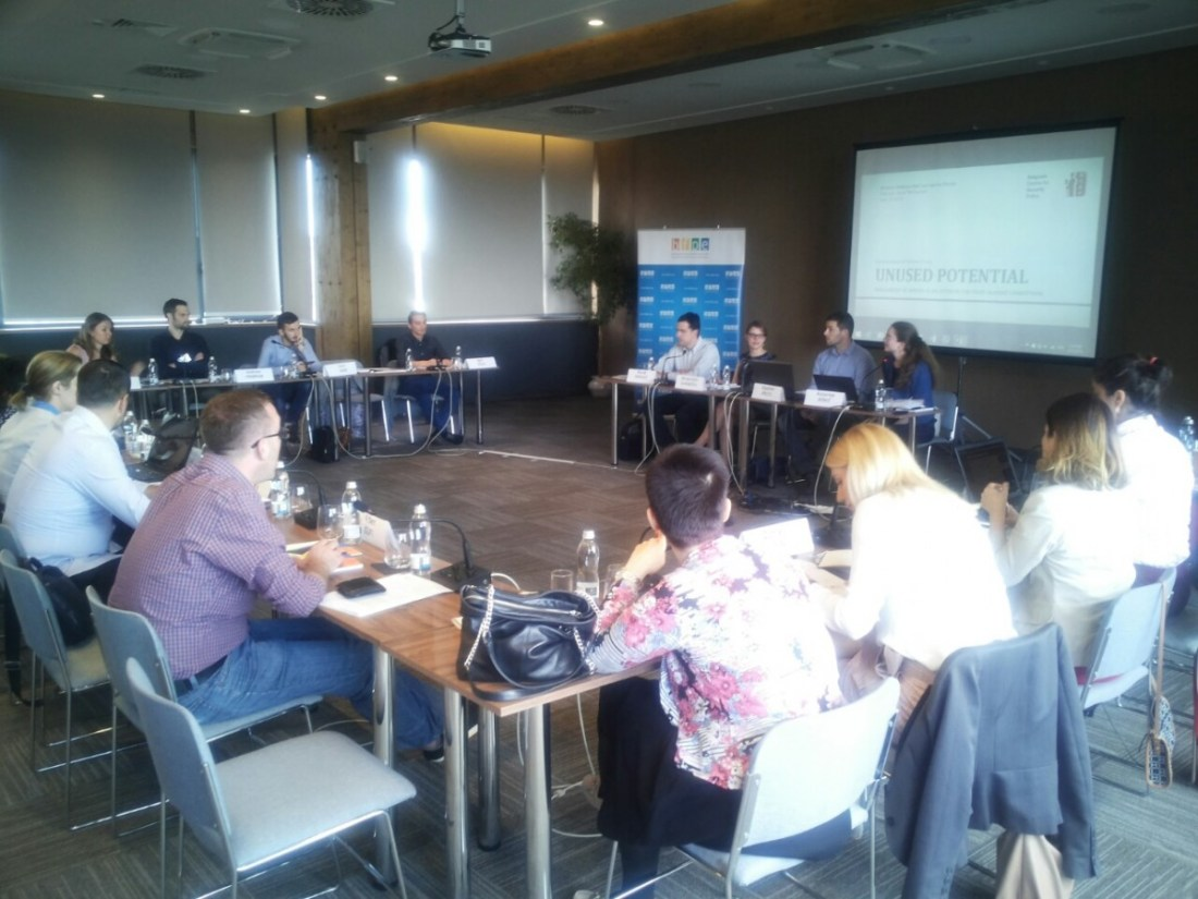 VSPS Western Balkans Anti-corruption Forum First Session