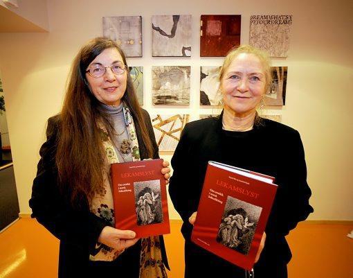 Lekamslyst – om erotikk i norsk folkediktning