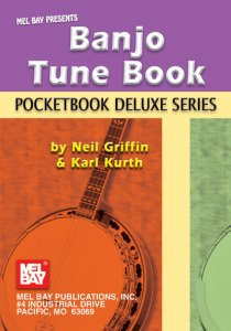 Banjo Tune Book