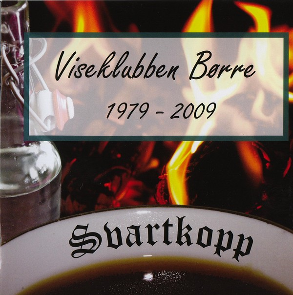"""CD-omslaget til """"Svartkopp"""""""